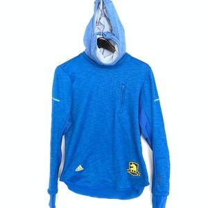 Adidas Running Boston Marathon Hoodie